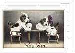 You Win Postcard by Corbis