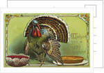 Wishing You a Happy Thanksgiving Postcard by Corbis