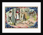 Call to Arms-American Revolution Postcard by Corbis