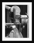 Wheel Boring Machine #2 by Gordon Osmundson