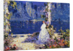 The Lights Across the Water by Thomas Edwin Mostyn