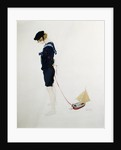 A Sailor Girl by Raphael Kirchner