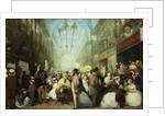 Grand Fete of Royal Dramatic College, Crystal Palace, 1860 by Alexander Blaikley