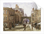 Forgate Street, Chester by Louise Rayner