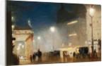 The Haymarket, London by George Hyde-Pownall
