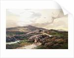 A Highland Landscape, Killin, Perthshire by Sidney Richard Percy
