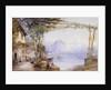 A View of Lake Como by Edward M. Richardson