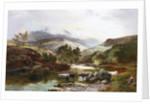 On the Falloch, Scotland by Sidney Richard Percy