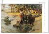 The Oasis by Frederik Arthur Bridgman