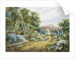 An English Country Garden by Henry Stannard