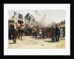 Fair on the Esplanade des Invalides by Pierre Vauthier