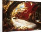 A Sleeping Beauty by Richard Westall