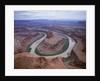 Goose Neck Near Canyonlands by Corbis