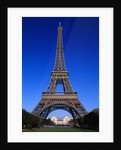 Eiffel Tower in Paris by Corbis