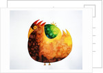 Rooster in the morning by Corbis