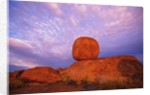 Devils Marbles by Corbis