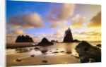 Sea Stacks Off Second Beach by Corbis