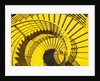 View from Above of Spiral Staircase by Corbis