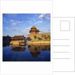 Corner Tower of Forbidden City by Corbis