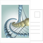 Chain of Molecules by Corbis