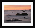 Erratics at Sunset by Corbis