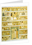 Pictures of the Ani Papyrus by Corbis