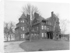Governor's Mansion in Albany by Corbis