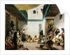 Jewish Wedding in Morocco by Pierre-Auguste Renoir