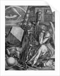 Melancholia I by Albrecht Dürer