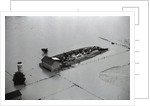 Farm Surrounded by Flood Water