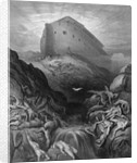 Dove Sent Forth From the Ark by Gustave Dore