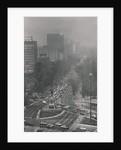 Dense Smog Surrounding Mexico City by Corbis