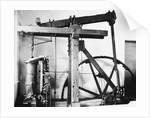 James Watt's Steam Engine by Corbis