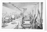 Making Money - The Room in the Treasury Building Where the Greenbacks Are Printed Illustration by Corbis