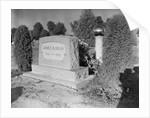 James Dean'S Headstone by Corbis