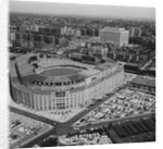Aerial View Of Yankee Stadium by Corbis