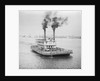Ferry Boat On The Mississippi River by Corbis