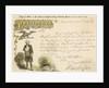 Copy of Letter Written by George Washington