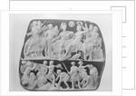 Gemma (Caesar) Augustus With Goddess Rom by Corbis