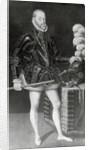 Portrait of King Phillip II of Spain by Corbis