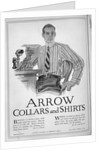 Advertisement For Arrow Shirts by Corbis
