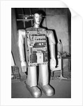 Swiss Robot by Corbis