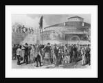 Illus.; Men Enlisting; Civil War by Corbis