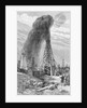 Fountain Of Petroleum Oil; Site by Corbis