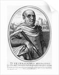 Vespasian Roman Emperor by Corbis