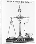 Antique Scale Used In Apothecary Shops by Corbis