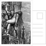 Woodcut Of Quosimodo by Corbis
