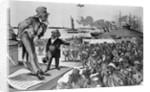 Where the Blame Lies Cartoon by Grant Hamilton