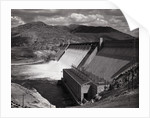 View Of Grand Coulee Dam by Corbis