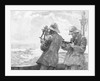 Eight Bells - Midday Observation by Winslow Homer